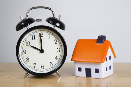 Time to buy your first home
