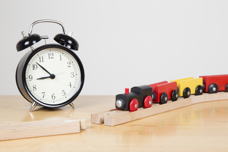 faulty: Delays on the train service concept. Faulty lines