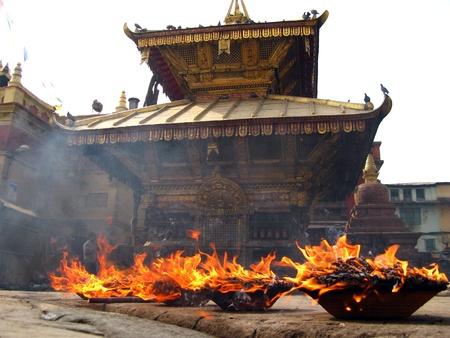 kathmandu: Kathmandu Burning