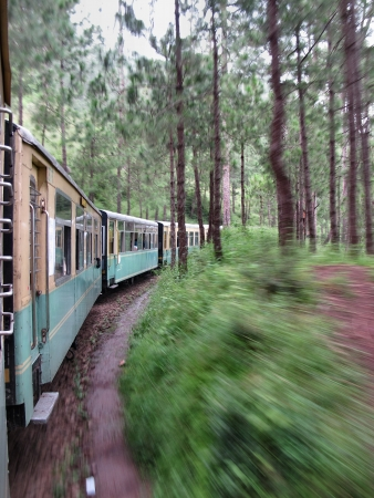 toy train: Hill Station Toy Train