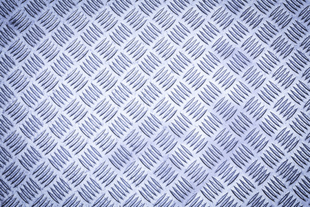 diamondplate: Diamond plate, also known as checker plate, tread plate, cross hatch kick plate and Durbar floor plate.