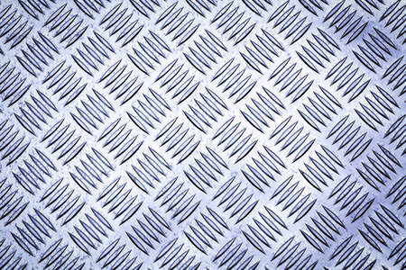 diamond plate: Diamond plate, also known as checker plate, tread plate, cross hatch kick plate and Durbar floor plate.