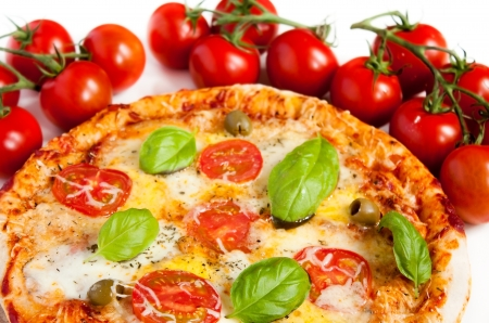 Italian Pizza Stock Photo - 18376480