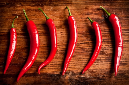 cayenne: Red Chili Peppers
