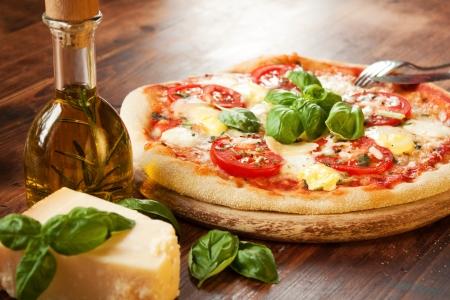 이탈리아 피자 스톡 콘텐츠