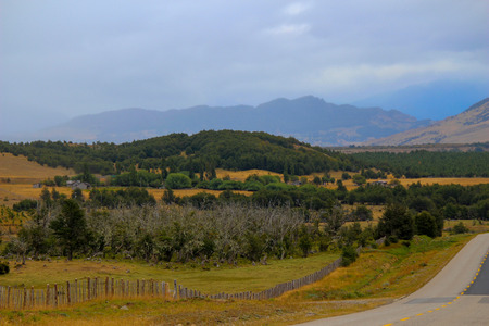 patagonia: Chilean Patagonia Landscape