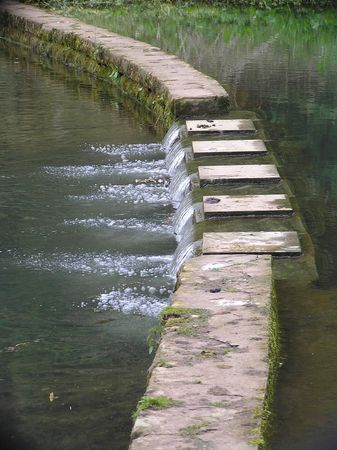 dean lake: Stepping Stones