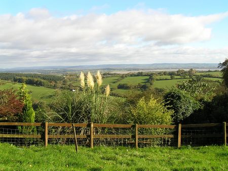 severn: The River Severn from Bradley Hill