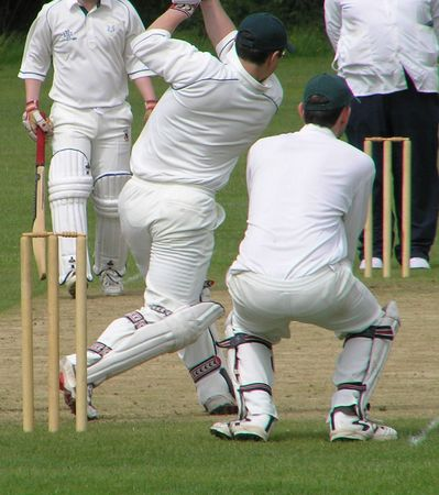 Cricket Match photo