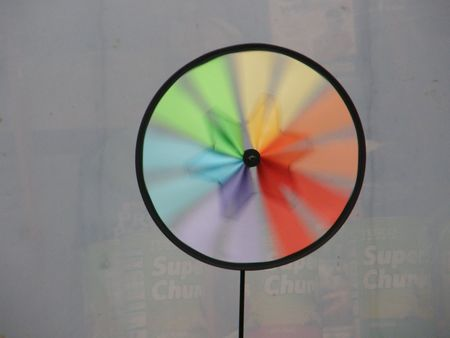 twirling: Twirling Colour Circle Stock Photo