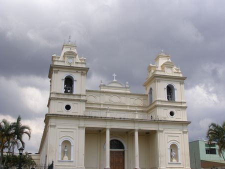 Chiesa, San Jose, Costa Rica