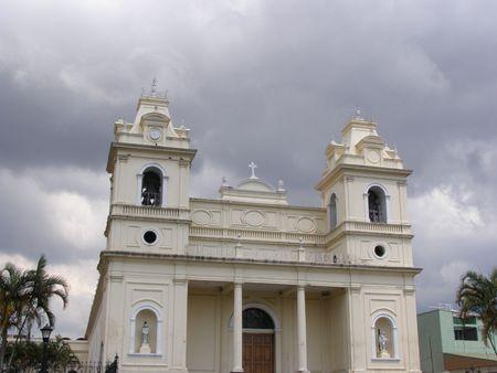 Church, San Jose, Costa Rica photo