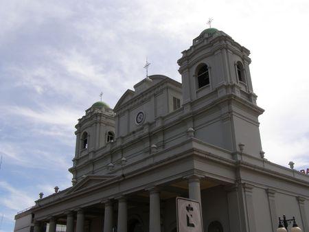 jose: Church, San Jose, Costa Rica Stock Photo