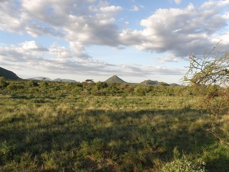 samburu: Kenya Safari, Samburu Stock Photo