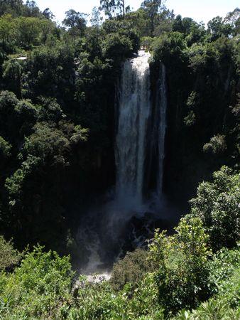 lake nukuru: Kenya Safari, Thomson Falls