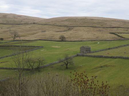 dales: Stone Barn in Yorkshire Dales