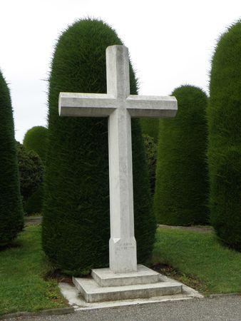 memorial cross: Memoriale della Croce a Magellen a Punta Arenas in Cile Cemetray