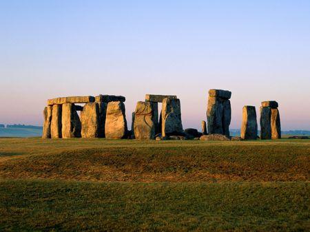 Stonehenge, Wiltshire, Inghilterra
