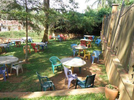 entebbe: Hotel Garden in Entebbe