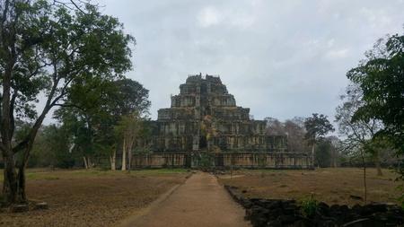 siem: Quiet temple in Siem Reap