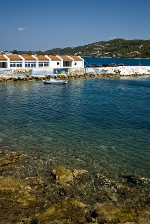 skiathos: Skiathos island, Greece
