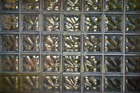 Glass background