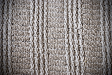 Bright beige grunge woven striped material background or texture Stock Photo - 20470743