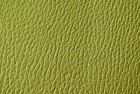 Green synthetic leather texture or background Stock Photo - 21447976