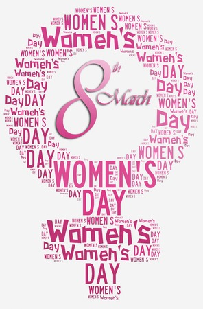 Graphic design Women s day related photo