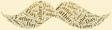 Tag or word cloud Father photo