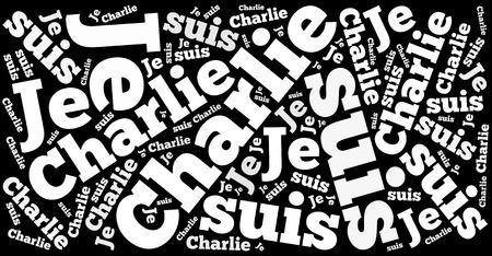 satire: Je Suis Charlie (I am Charlie)