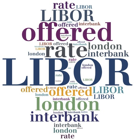 LIBOR. London interbank offered rate. Business abbreviation.