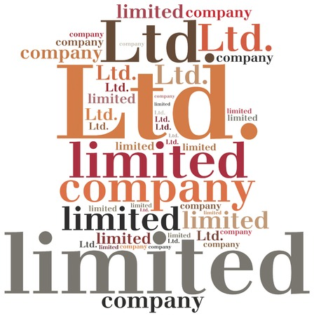 LTD. Limited company. Business abbreviation.