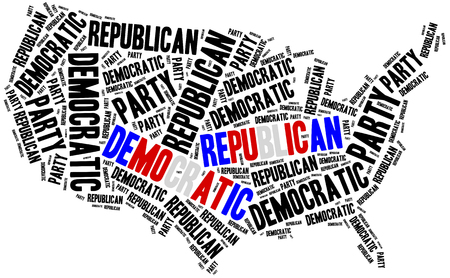 Algemene verkiezingen of stemmen in de Verenigde Staten.