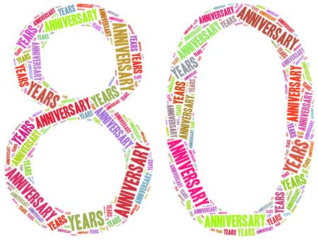 jubilee: Anniversary or jubilee concept.