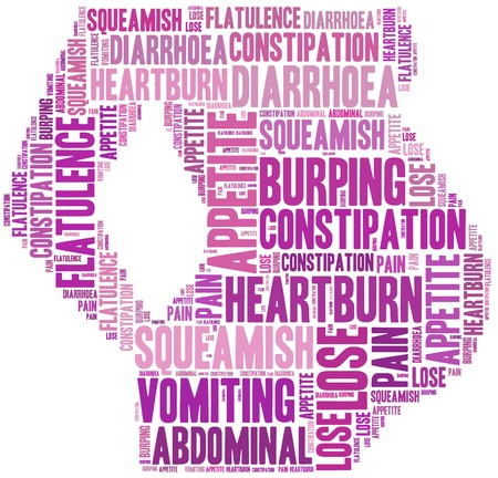 heartburn: Pregnancy symptoms - heartburn, vomiting, flatulence and other.