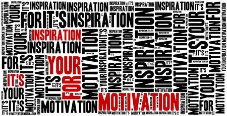 lazy: Its inspiration for your motivation. Motivational sentence. Inspirational phrase concept. Stock Photo