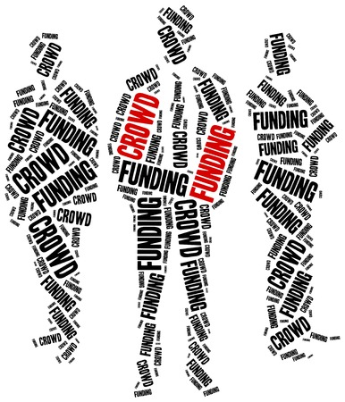 financing: Crowdfunding, fundraising or social financing of business ideas.