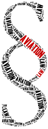 ordenanza: Aviation law. Concept related to different areas of law.