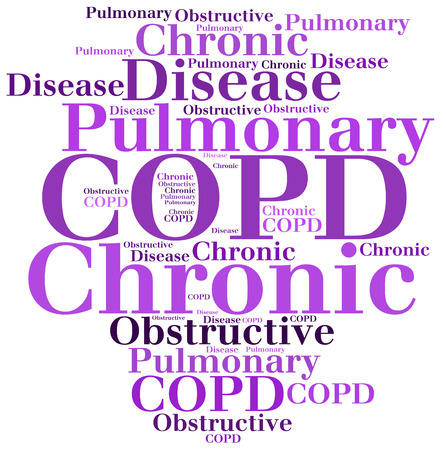pulmonary: COPD - Chronic Obstructive Pulmonary Disease. Disease abbreviation.