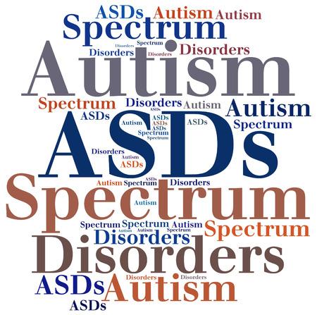 ASDs - Autism Spectrum Disorders. Disease abbreviation.