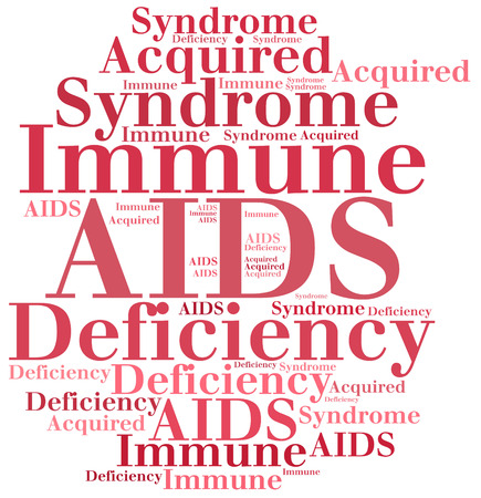 acquired: AIDS - Acquired Immune Deficiency Syndrome. Disease abbreviation.