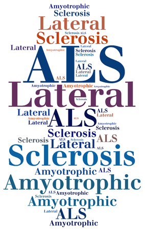als: ALS - Amyotrophic Lateral Sclerosis. Disease abbreviation.