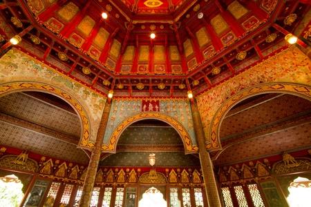 cupola in stile cinese Archivio Fotografico