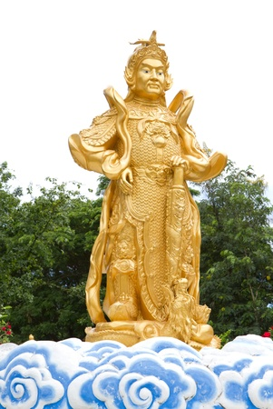 charms: chinese god