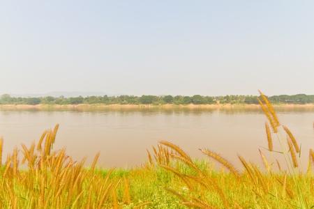 mekong: Mekong river Stock Photo