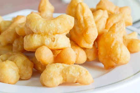 deep fried dough - chinese food