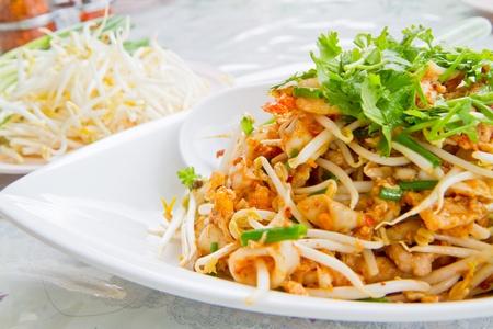 thai noodle  Stock Photo