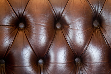 leather chair skin background