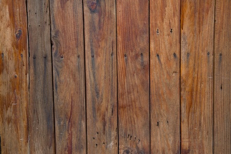 painted wood: wooden wall texture Stock Photo